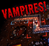 Crazy Vampires Bites Its Way To iOS Devices - Dread Central | Vampires | Scoop.it