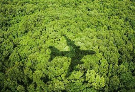 Bruselas asegura que las emisiones de CO2 del sector aéreo crecerán un 45% hasta 2035 | Infraestructura Sostenible | Scoop.it
