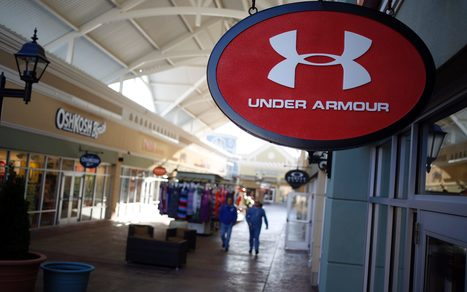 Upstart Under Armour launches assault on world's giants | Fitness X Fashion | Scoop.it