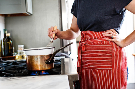 Chained to the Stove: What It's Really Like to Write a Cookbook | @FoodMeditations Time | Scoop.it