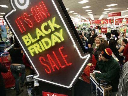 Black Friday : les ventes en ligne dépassent les 3 milliards de dollars aux Etats-Unis | Made In Retail : L'actualité Business des réseaux Retail de la Mode | Scoop.it