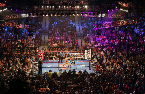 Periscope, a Streaming Twitter App, Steals the Show on Boxing's Big Night | SportonRadio | Scoop.it