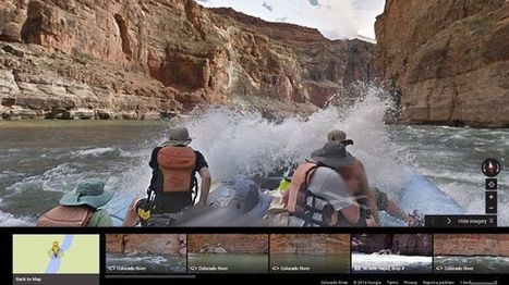 Google cameras take rafting trip at Grand Canyon - Fox News | AP HUMAN GEOGRAPHY DIGITAL  TEXTBOOK: MIKE BUSARELLO | Scoop.it