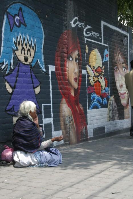 CONVOCAN EN TLALNEPANTLA A CONCURSO DE GRAFFITI ... | Cultura, educación y entretenimiento | Scoop.it
