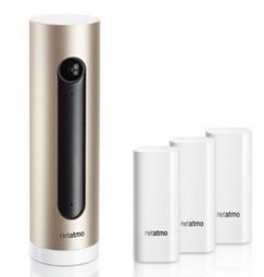 Netatmo Welcome's You: Does It Know You?   wireless home security   Scoop.it