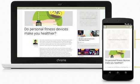 Google Contributor: The End of Online Advertising? New Ad-Free... | Digital Marketing | Scoop.it