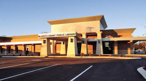 McIver's Grant Public Library opened in a new location on Jan 14 | Tennessee Libraries | Scoop.it