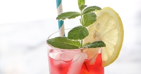 Recette de sangria citronnée basque | boissons de rue, cocktail, smoothies santé, Boissons fraîches et chaudes du monde, | Scoop.it