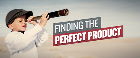 How to Find The Perfect Product to Sell – Shopify | E Commerce | Scoop.it