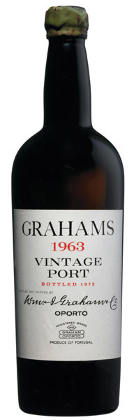 Graham's 1963: 'like an obsessed ex girlfriend' Neil Martin | The Douro Index | Scoop.it