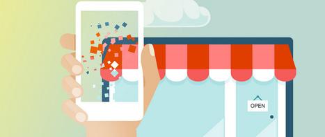 Commerce connecté : les solutions pour réussir - L'ADN | Expérience en point de vente - Cosmétique | Scoop.it