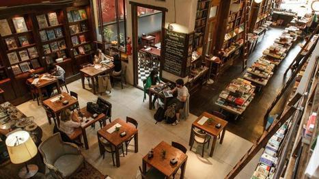 Entre letras y café: cinco místicas librerías porteñas | Formar lectores en un mundo visual | Scoop.it
