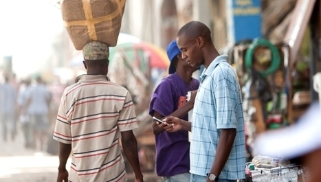 'Poorer Kenyans over spending on mobile phones' | African News | Scoop.it