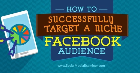 How to Successfully Target a Niche Facebook Audience : Social Media Examiner | All About Facebook | Scoop.it