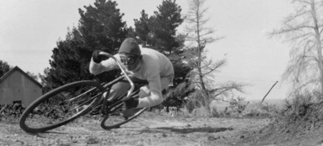 John Bange Pilot and Bicyclist | Headset Press | Classic Steel Bikes | Scoop.it