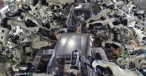 Robots expected to run half of Japan by 2035 | 255 Automation | Scoop.it