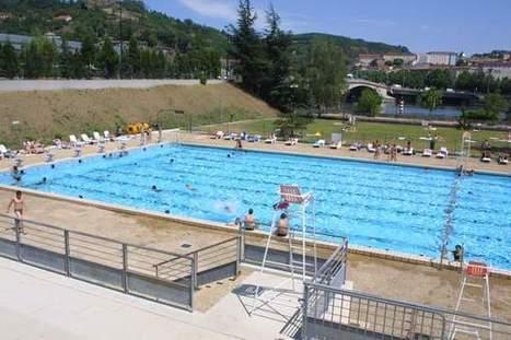 La piscine de Saint-Romain-en-Gal à Lyon accueille les familles toute l'année   Tourisme en pays viennois   Scoop.it