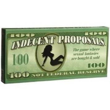 Indecent Proposals Game | Sex Work | Scoop.it