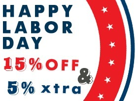 Labor Day Deal – Thomson Data offers 15% Discount plus 5% Extra Contacts on Purchase made above $5000 | Buy Mailing List, Email List, Sales Leads - Thomson Data LLC. | USA | Scoop.it