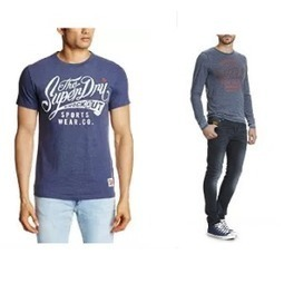 Amazon Deal: Superdry Men's Clothing Minimum 50% off + 20% off from Rs. 956 (at) Amazon | indiadime | Scoop.it
