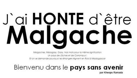 J'ai Honte d'Être Malgache. - DwizerNews | Culture, tendances, écologie, high Tech | Scoop.it
