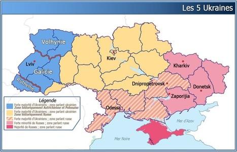 Conflit en Ukraine : contexte historique (avec des pincettes) • NEW POINT de VIEW   Life in Moscow From an Expat Perspective   Scoop.it