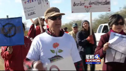 Protesters shut down Border Patrol checkpoint for hours | KVOA.com | Tucson, Arizona | Community Village Daily | Scoop.it