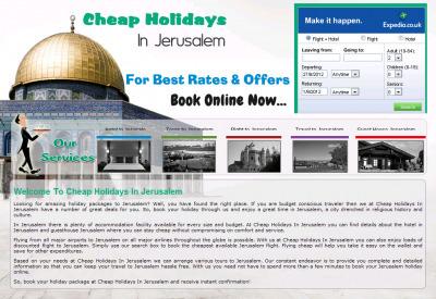 Hotel In Jerusalem- Cheap Holiday In Jerusalem- Cheap Hotels Jerusalem | Cheap Holidays In Jerusalem- Cheap Flights And Hotels- Tours to Jerusalem | Scoop.it