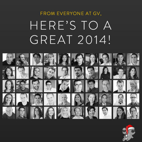 Google Ventures: Year in Review 2013 | Wepyirang | Scoop.it