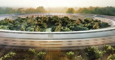 Official Apple 'Spaceship' Campus Model Makes Its Debut | Innovation and Execution and Other | Scoop.it