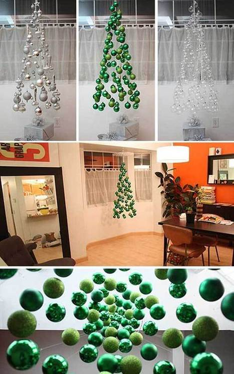 Top 36 Simple and Affordable DIY Christmas Decorations | Decorations | Scoop.it
