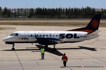 11:58. Aérolinea Sol no hará más la ruta petrolera - rionegro.com.ar | FLETAMENTO DE AVIONES Y VUELOS CHARTER | Scoop.it