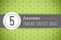 5 Awesome Facebook Timeline Contest Ideas | social media news | Scoop.it