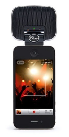 A Portable Professional Recording Microphone for your iPhone | Electronics Changing The Industry | Scoop.it