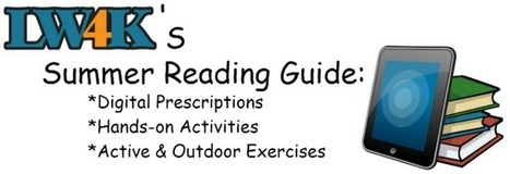 Summer Reading Guide - Best Apps & Games for Reading | Collaboration with your PYP Librarian | Scoop.it