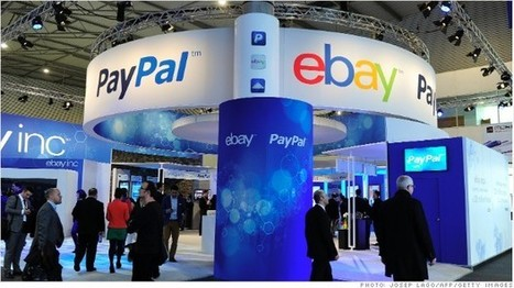 eBay spinning off PayPal as separate company | Xposed | Scoop.it