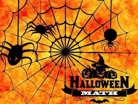 Halloween Activity: Spider Webs and Polygons | The 21st Century | Scoop.it