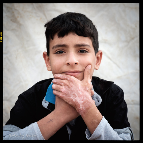 Portraits from Duhok, Iraq | Andy Bush | Photographie | Scoop.it
