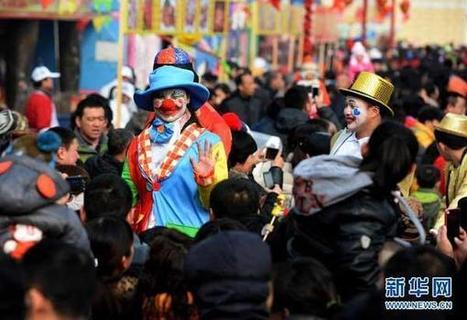 Chinese people celebrate Lunar New Year - China.org.cn | China Beat | Scoop.it