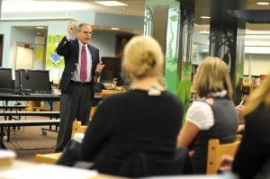 Parents learn the basics of state's common core learning standards - Auburn Citizen | EPS Common Core Transition | Scoop.it