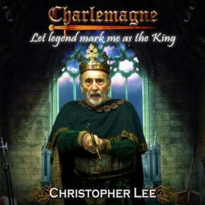 90-Year-Old Acting Legend CHRISTOPHER LEE To Release '100% Heavy Metal' Album | Heavy Metal | Scoop.it