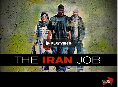 Kickstarter Case Study: The Iran Job | Transmedia: Storytelling for the Digital Age | Scoop.it
