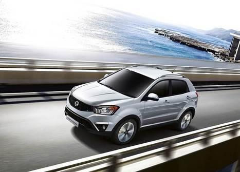SsangYong Korando 2014 - Car Wallpapers : Automobiles | Cars | Scoop.it