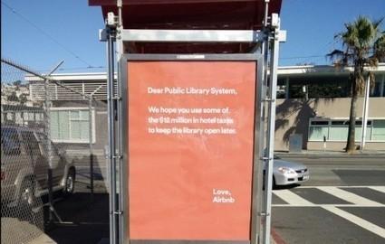 A San Francisco, Airbnb risque gros… et dérape | Economie circulaire et abondance partagée | Scoop.it