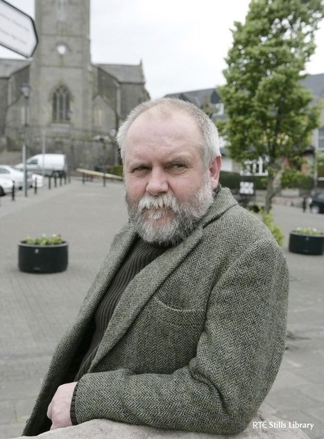 RTE Archives: Patrick McCabe And His First Truly Gothic Novel | The Irish Literary Times | Scoop.it