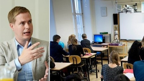 Nytt lyft ska göra tiotusentals lärare skickligare - Nyheter (Ekot) | Länkar by Netija | Scoop.it