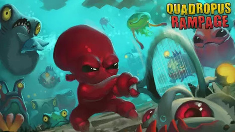 Quadropus Rampage v1.2.1 Mod (Unlimited Money) APK Free Download | sup | Scoop.it