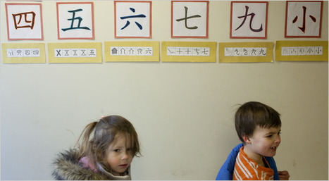 Schools Stop Teaching Foreign Languages — Except Chinese - NYTimes.com | Implementing World Languages in Elementary Classrooms | Scoop.it