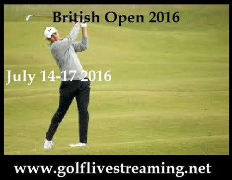 17th July 2016 British Open At Royal Troon Live Streaming | sports | Scoop.it