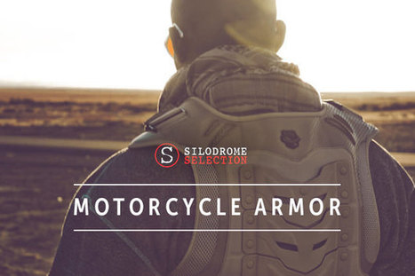 Feature: Motorcycle Armor | Desmopro News | Scoop.it